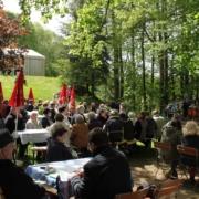 Waldgottesdienst am Waldhaus Kalkbrüche Striegistal 2015