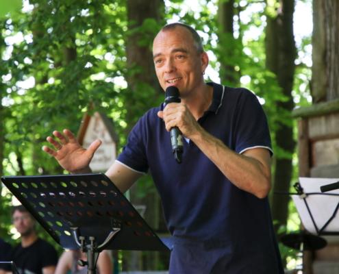 Waldgottesdienst Striegistal 2019